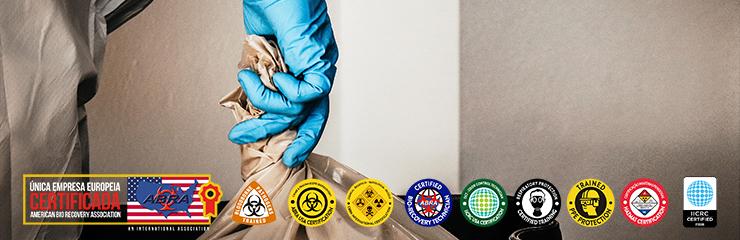 DEATHCLEAN - Especializada, certificada e legalizada